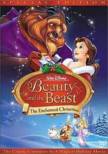 Beauty and the Beast - The Enchanted Christmas Special Edition DVD cover.jpg