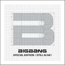 Kulit album Big Bang - Still Alive