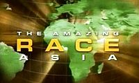 Logo The Amazing Race Asia
