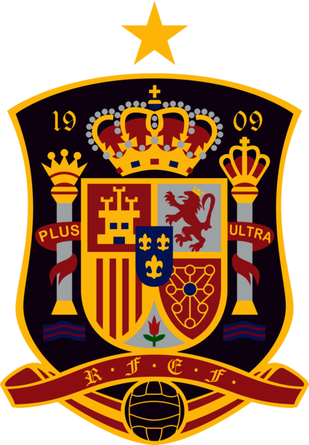 Pasukan bola sepak kebangsaan Sepanyol