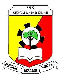 sekolah kebangsaan sungai kapar indah wikipedia bahasa