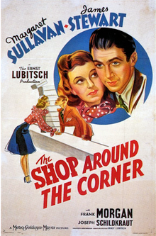 The Shop Around the Corner - 1940- Poster.png