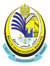 Official seal of Manjung منجوڠ