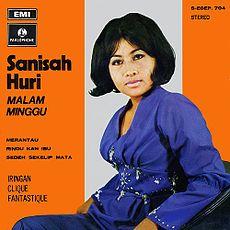 Sanisah Huri and The Hooks - Chuti Sekolah