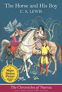 The Horse And His Boy Wikipedia Bahasa Melayu Ensiklopedia Bebas