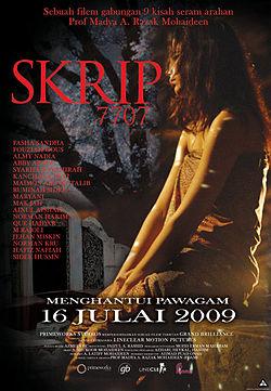 skrip 7707 movie