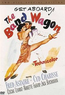 The Band Wagon (1953 film) DVD boxart.JPG