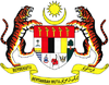 Official seal of Kampung Pengkalan Atap