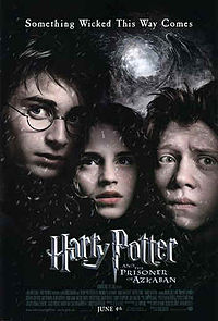 Harry Potter 3 and The Prisoner Of Azkaban 2004 USA Alfonso Cuarón Daniel Radcliffe Emma Watson Rupert Grint Richard Griffiths, Adventure, Family, Fantasy