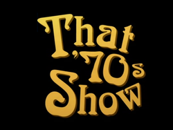 Logo That '70s Show