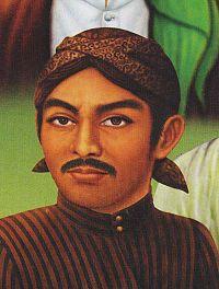 Sunan Kalijaga (gambar rekaan)