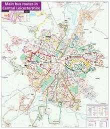 Leicester Bus Map October 2012.pdf