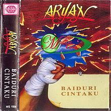 Kulit album kumpulan aryan