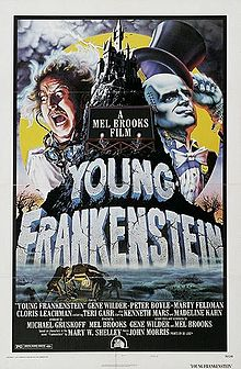 Young Frankenstein movie poster.jpg