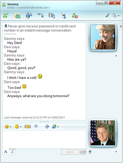 Windows Live Messenger 8.5