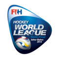 2013 FIH Men's Hockey World League Semifinal Johor Bahru Logo.png