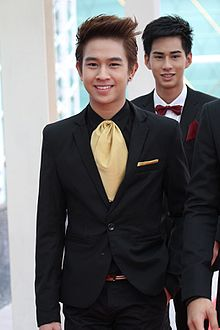 Pongsatorn at 2013 Golden TV.jpg