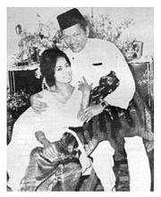 P. Ramlee & Salmah Ismail (Saloma)