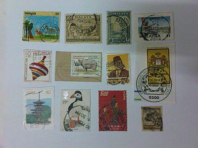 contoh contoh tanda pos di beberapa negara termasuk malaysia