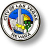 Official seal of Bandar Raya Las Vegas