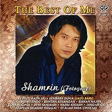 Album Shamrin (Fotograf) - The Best of Me (2005).jpg