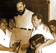 Gerakan celebrate after 1969 election.jpg