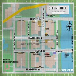 Silent Hill - Wikipedia Bahasa Melayu, ensiklopedia bebas