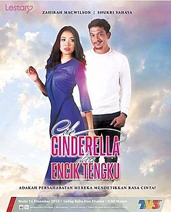 Cik Cinderella dan Encik Tengku - Wikipedia Bahasa Melayu