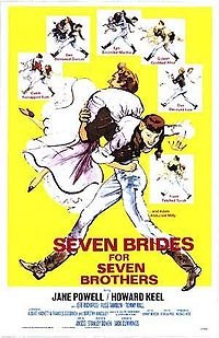 Poster Filem Seven Brides for Seven Brothers.jpg