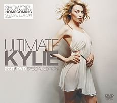 Ultimate Kylie Special Edition cover