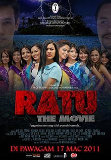 Ratu The Movie - Wikipedia Bahasa Melayu, ensiklopedia bebas