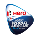 2014 Men's FIH Hockey World League Final New Delhi Logo.png