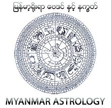Burmese Astrology