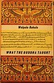 What the Buddha Taught (Walpola Rahula book).jpg