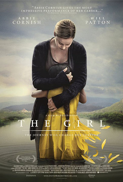Īxiptli:The Girl-La Niña cover.jpg