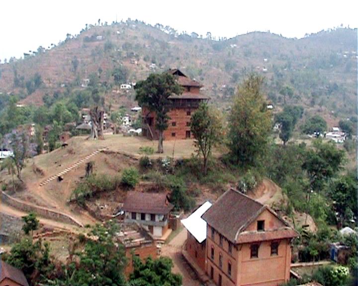 Nuwakot Durbar Area