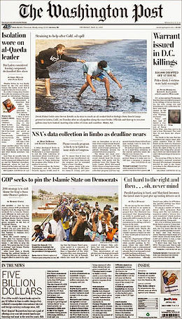 TheWashingtonPostfrontpage-21May2015.jpg