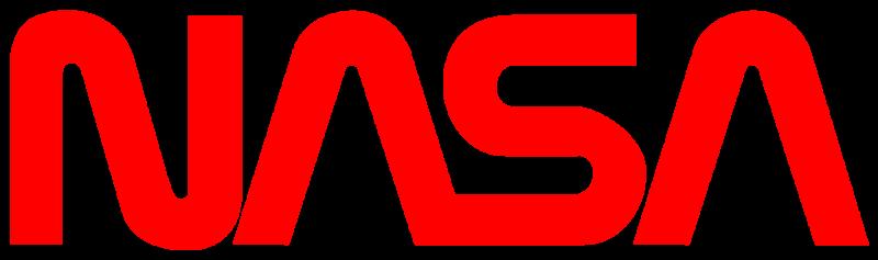 Fichièr:NASA Worm logo.png - Wikipèdia