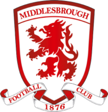 Middlesbrough Football Club Crest