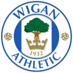 Wigan Athletic badge used since 2008