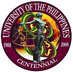 The Centennial Logo of UP