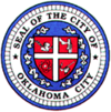Official seal of Oklahoma Lakanbalen