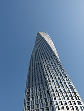 Cayan Tower – Wikipedia, wolna encyklopedia