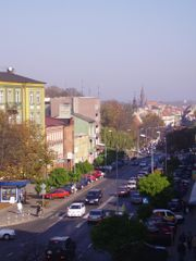 Kalisz,ulica G�rno�l�ska