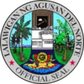 Vlag Ph seal agusan del norte.png