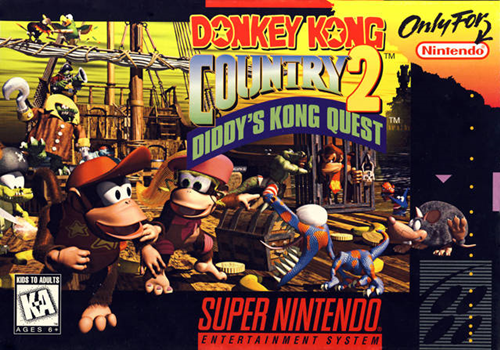 Donkey Kong Country 2: Diddy's Kong Quest – Wikipédia, a enciclopédia livre