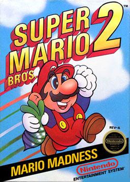 Super Mario Bros 2  Wikipedia