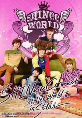 SHINee The 2nd Concert [SHINee World 2 in Seoul]