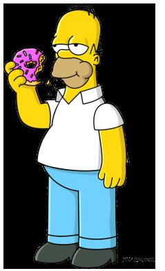 Veja o que saiu no Migalhas sobre Homer Simpson