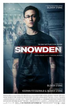 Snowden (filme) – Wikipédia, a enciclopédia livre
